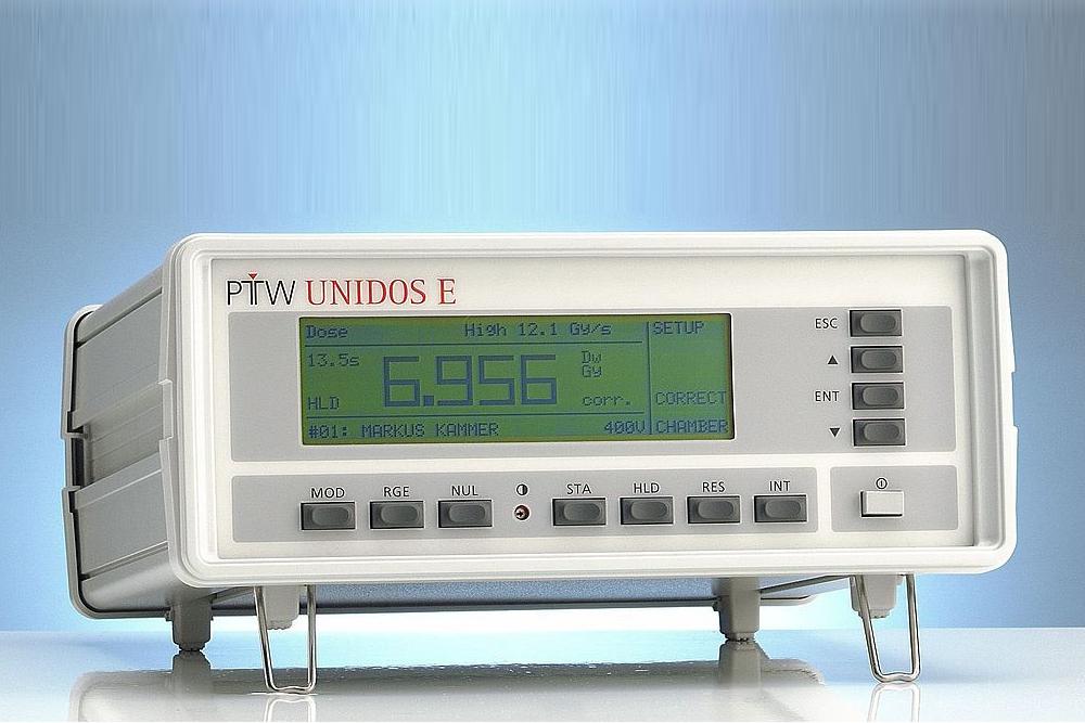 UNIDOS-E ユニバーサル線量計 放射線測定器、X線照射装置ならアクロバイオ
